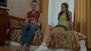 tenåring sexy puling kjønn hull