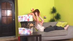 tenåring rype puling hardcore kjønn