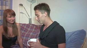 tenåring sexy babe rype svart